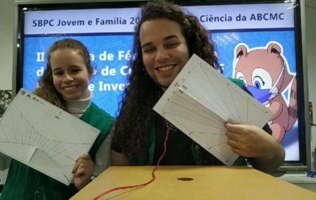 Sábado cheio de atividades encerra SBPC Jovem e Família