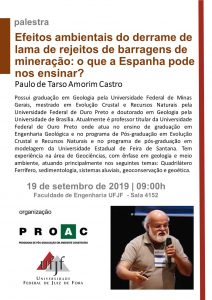 Palestra Prof. Paulo