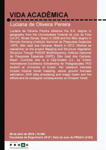 Vida Academica Dra. Luciana
