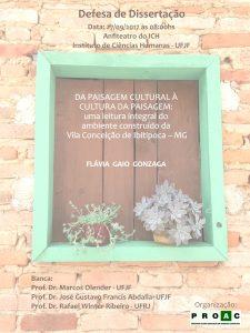 Cartaz Flávia