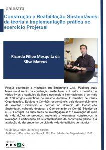 Palestra Dr. Ricardo