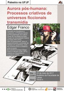 Palestra Edgar Franco