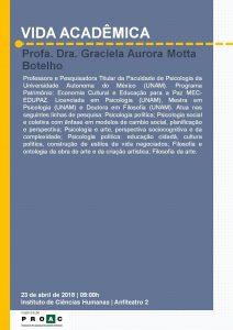 Vida Acadêmica Dra. Graciela