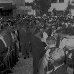 Inauguração da Reitoria, 1966