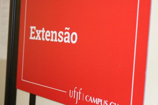 Extensão universitária da UFJF-GV em tempos de pandemia