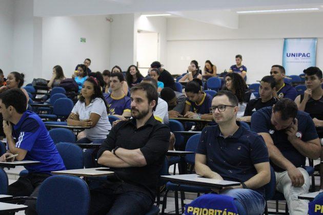 Departamento de Educação Física promove 5ª Aula Inaugural
