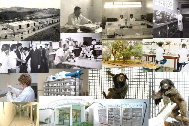 Veja as comemorações dos 50 anos do CBR