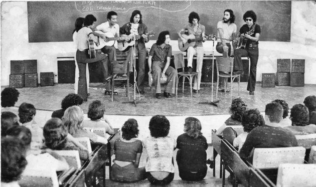 O surgimento de novas vozes de luta nos anos 1970