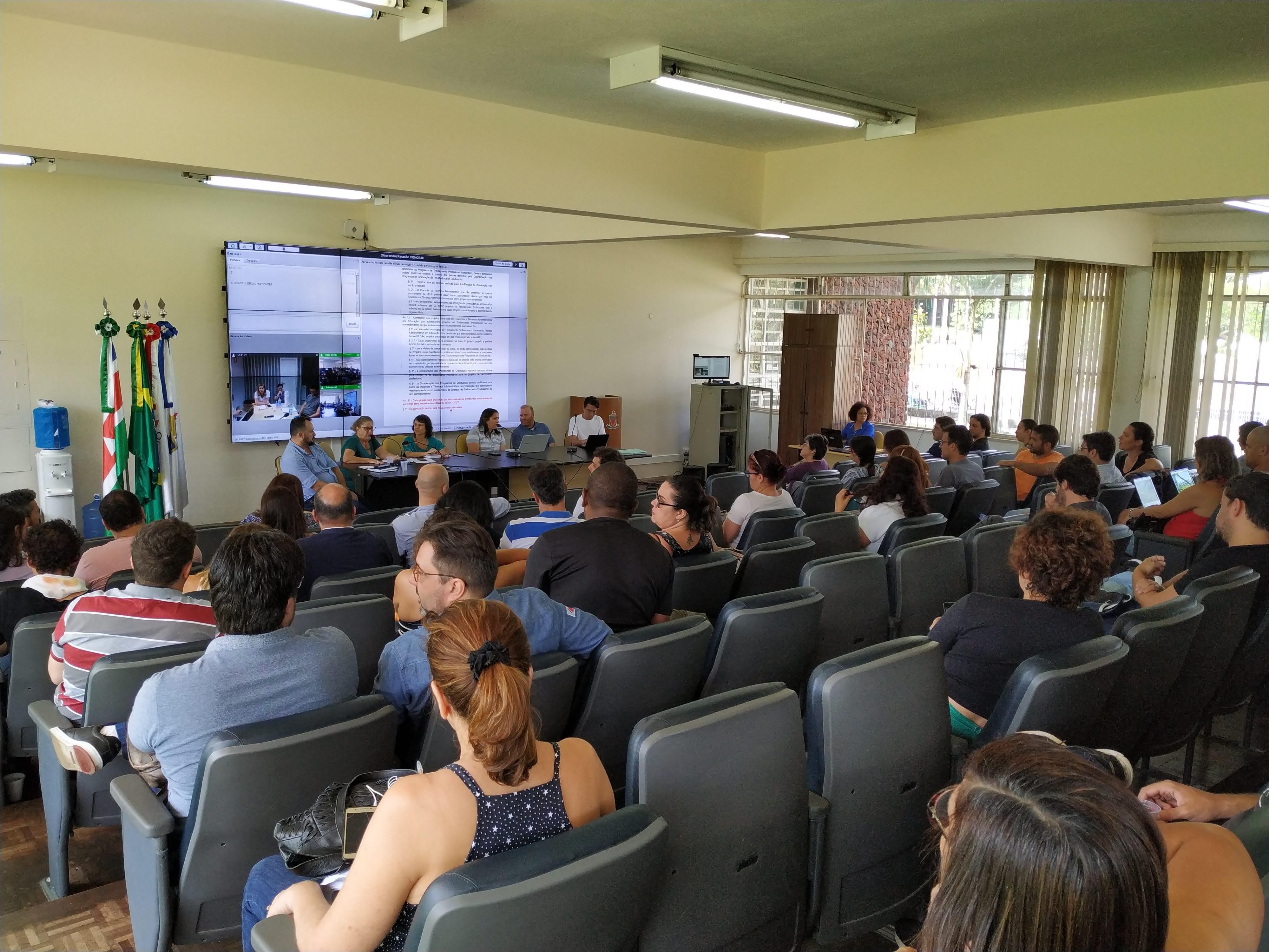 CONGRAD aprova novas regras para o Programa de Treinamento Profissional