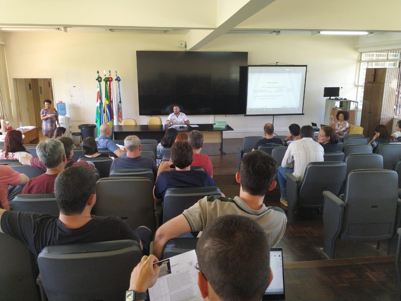 Primeira reunião do Congrad de 2020 – síntese da reunião