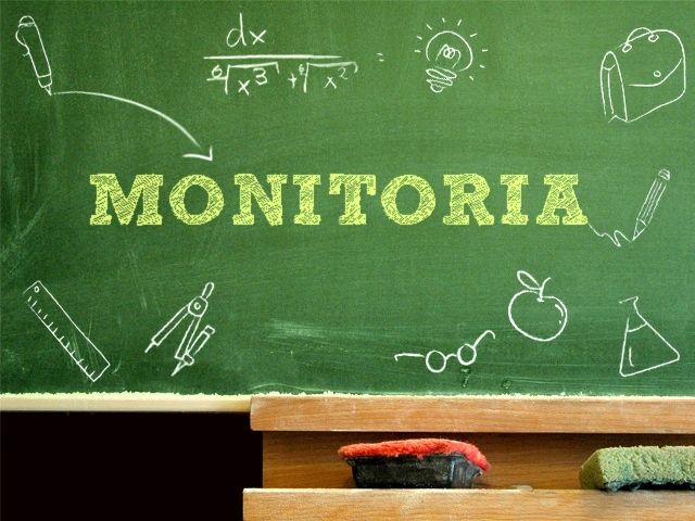 Edital de abertura do período para submissão dos Projetos de Monitoria 2020
