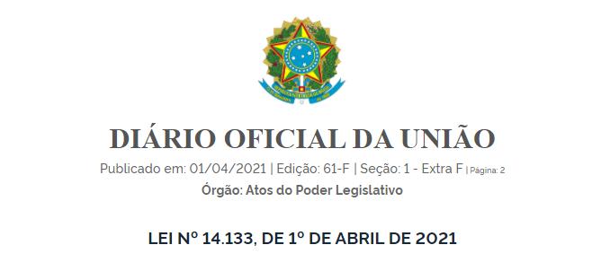 Nova Lei nº 14.133/2021 – Licitações e Contratos