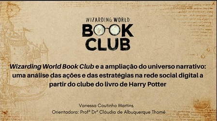 Estudo analisa estratégias comunicacionais em clube do livro sobre Harry Potter