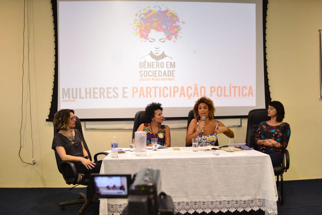 Mesa Mulheres e Participação Política