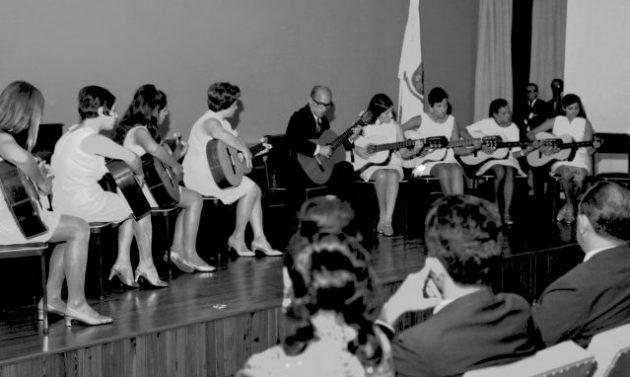 Exposição do Forum da Cultura relembra Festivais de Arte da UFJF na década de 1960