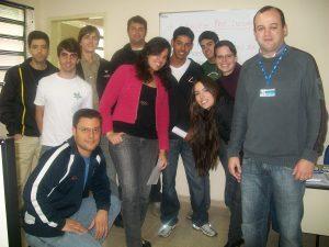 Equipe da Pré-Incubação do Critt