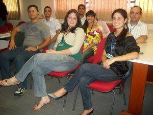 """Participantes do """"Game Empreendedor"""""""