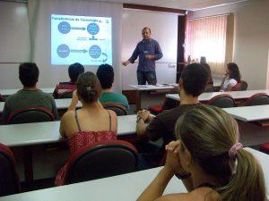 Apresentação do Critt para os novos participantes da Pré-Incubação