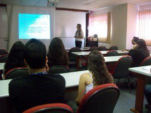 Colaboradores do Critt participaram nesta quinta-feira, 04 de março, do treinamento para auditoria