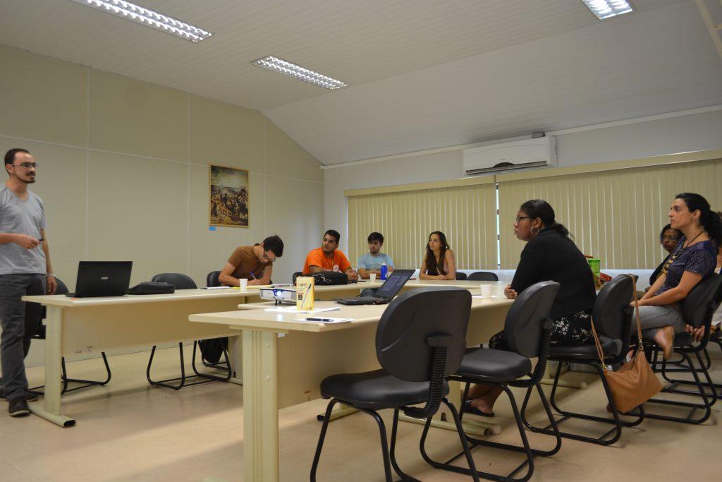 Laboratório de Ideação (Foto: Victor Alexsander).