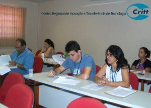 Uma banca examinadora avaliou os Planos de Negócios da Pré-incubação do 2° semestre de 2010