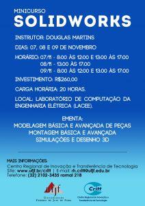 Minicurso Solidworks NOVA DATA