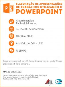 Cartaz PowerPoint