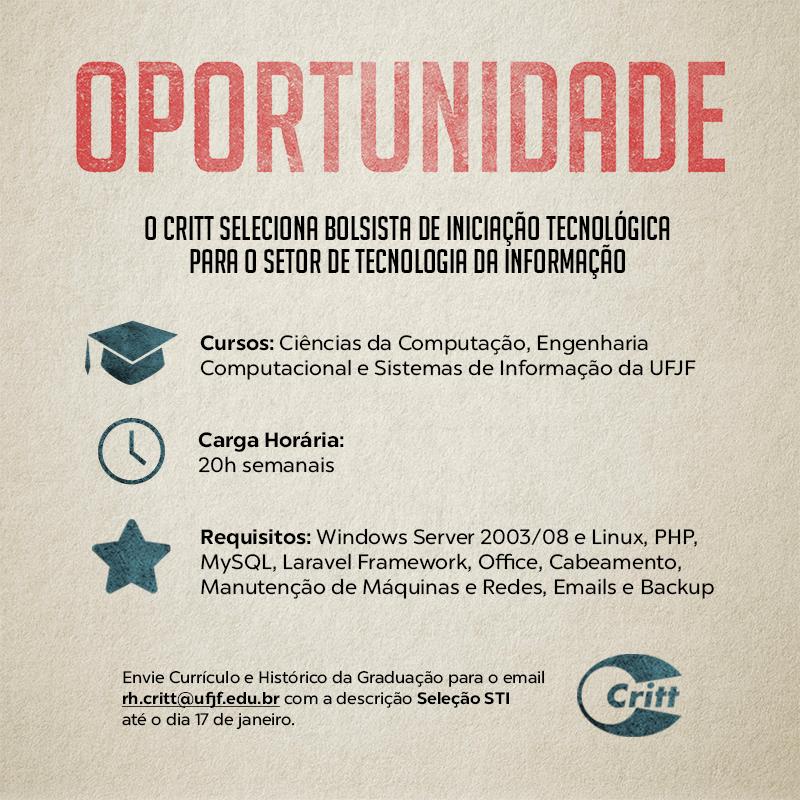 Oportunidade-STI