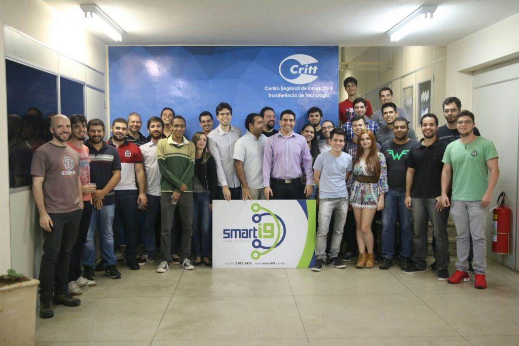 Com apenas quatro anos de existência, empresa incubada já foi reconhecida a nível global. Foto: Divulgação/Smarti9