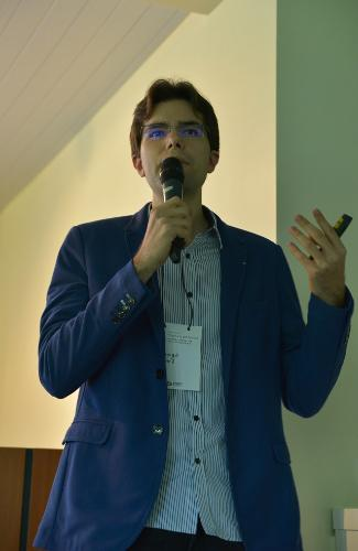 Fernandes destacou desafios e demandas das startups. Foto: Clarissa Barçante/ALMG