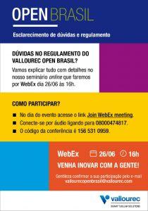 Open Brasil