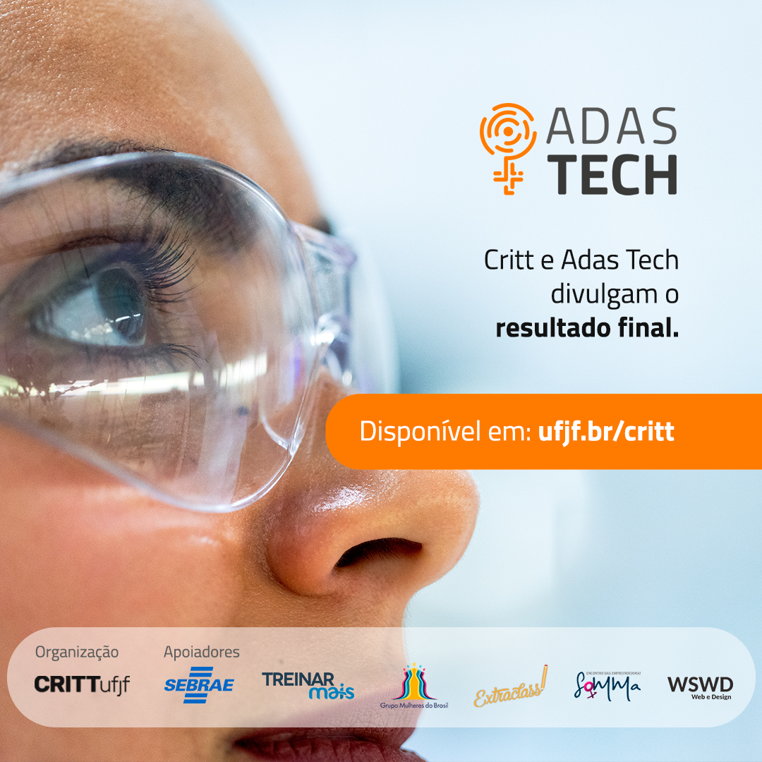 Critt divulga resultado final da primeira fase do edital Adas Tech