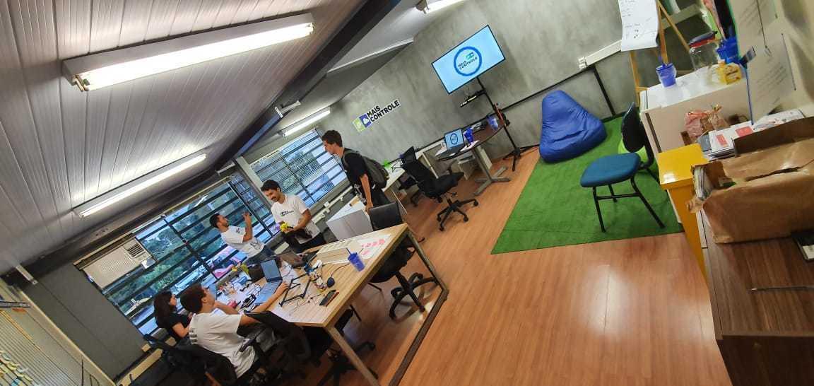 Startup incubada no Critt abre vaga para profissional de tecnologia