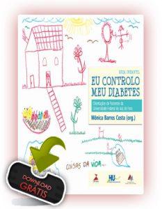 Capa - Eu controlo meu diabetes infantil
