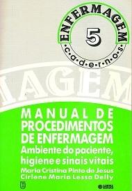 Manual de procedimentos de enfermagem