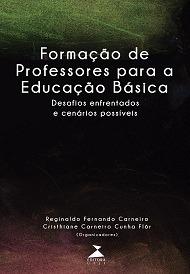 Formação de professores para a Educação Basica - CAPA SITE