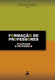 Formação de professores políticas e processos - CAPA SITE