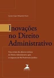 Inovações no Direito Administrativo - CAPA SITE