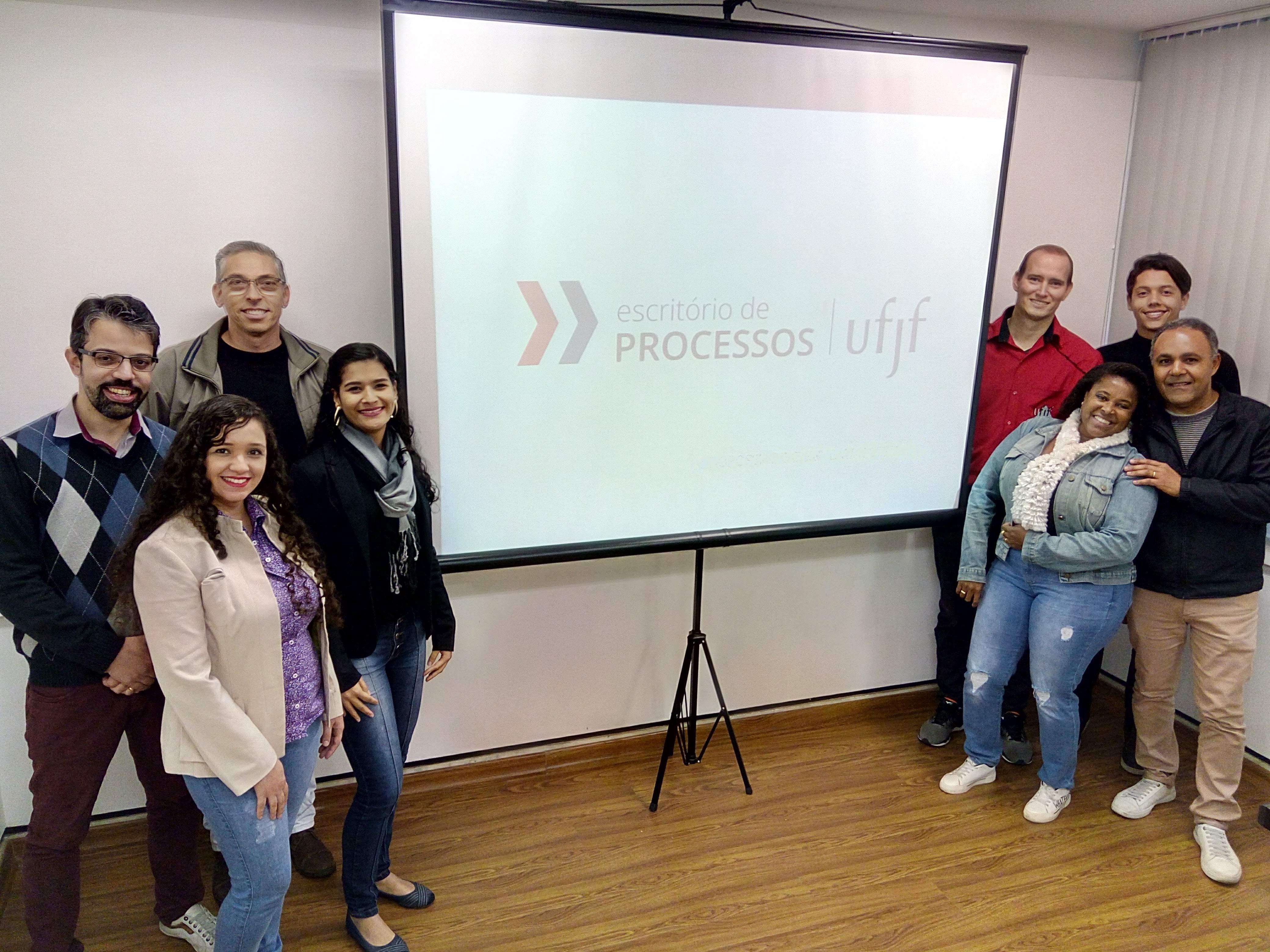 Treinamento da Equipe do campus avançado de Governador Valadares