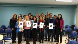 Integrantes do Grupo de Estudos e Pesquisas em Pessoas e Organizações (GEPPO)