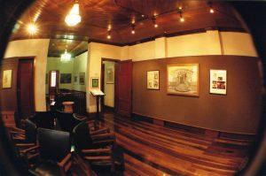 Foto da Galeria de Arte do Forum da Cultura