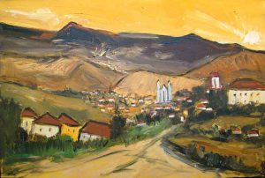 Ouro Preto, de Bellei.