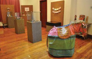 Mostra sobre o Folclore obteve sucesso de público durante o mês de agosto