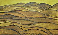 Obras foram inspiradas nas paisagens cariocas.