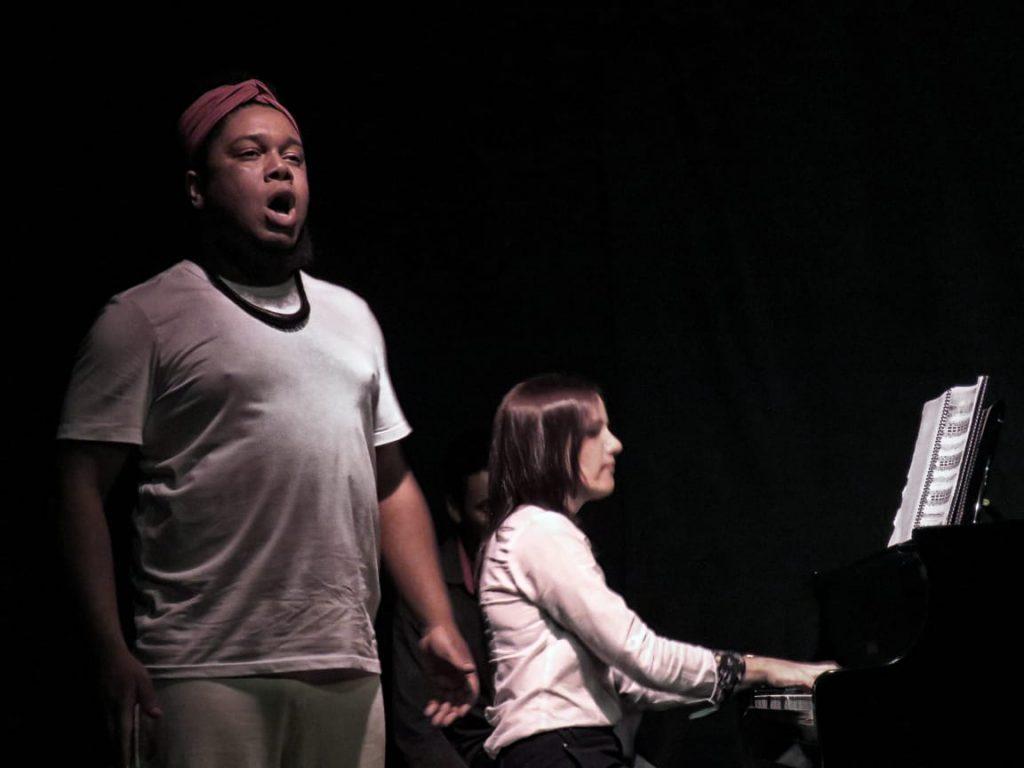 Elmir Santos e Juliana Costa se apresentarão neste próximo domingo no Forum da Cultura. Foto: Divulgação Elmir Santos