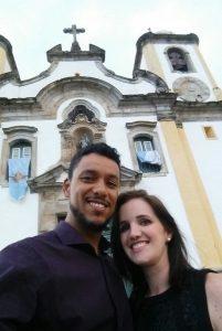 Foto de Guilherme Oliveira e Juliana Costa