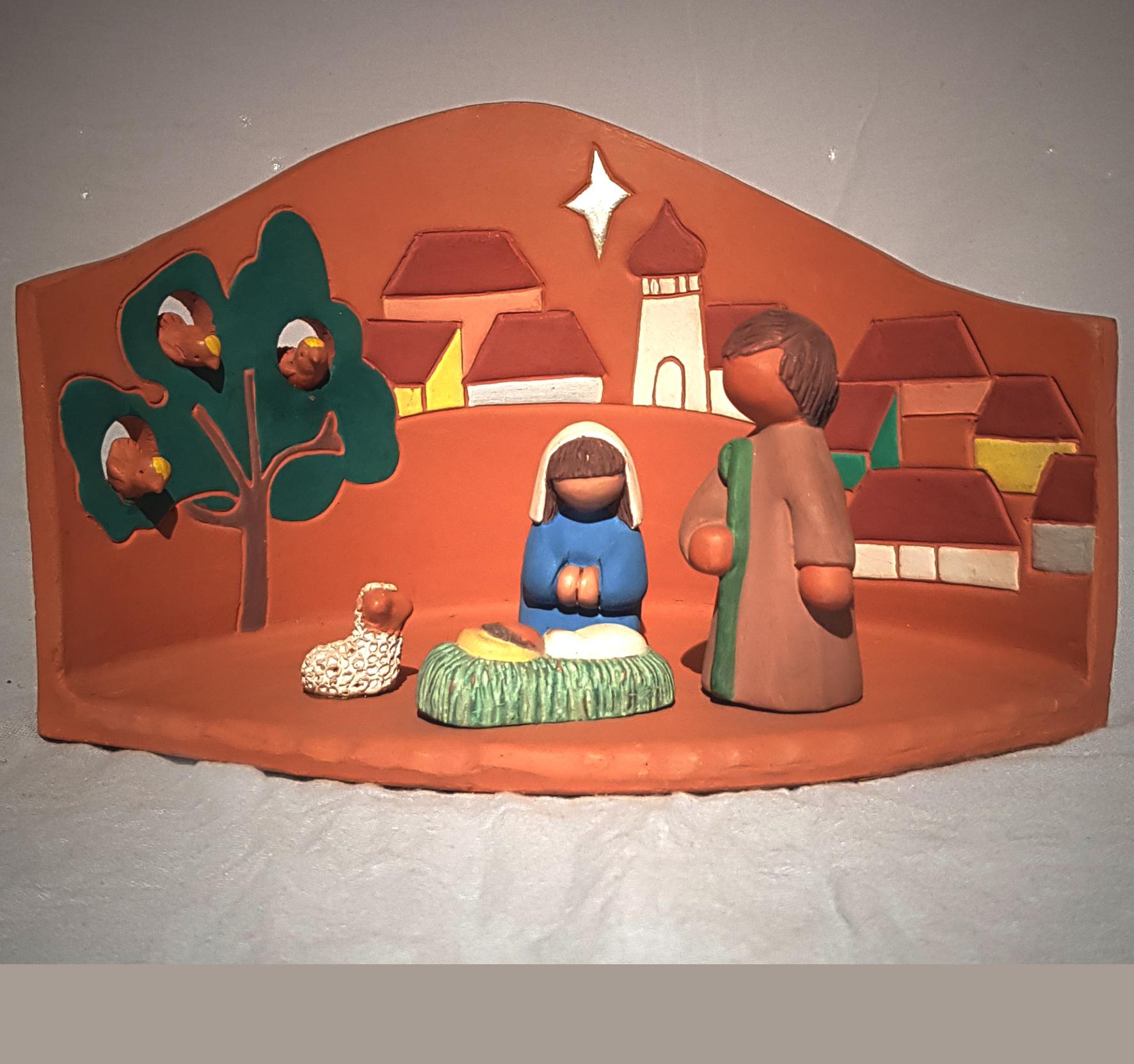 """""""Esperança"""" e """"31 presépios"""" anunciam o Natal no Forum da Cultura"""