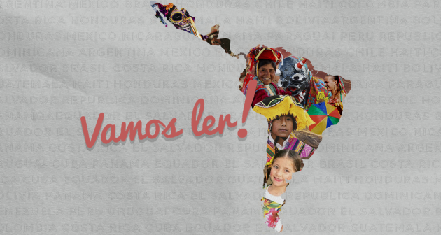 Folclore da América Latina é tema do 16º 'Vamos Ler!'