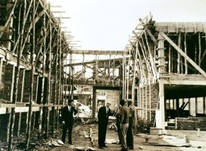 CONSTRUÇÃO DO CAMPUS  (1969)