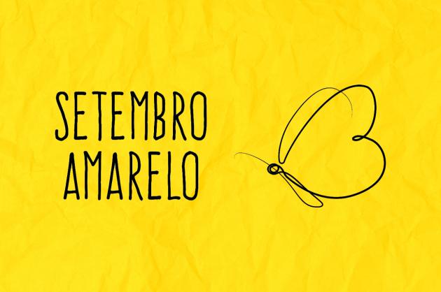 Assistência Estudantil recebe inscrições para bate-papo sobre Setembro Amarelo